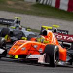 Arthur Pic's Formula Renault 3.5 season ends as cars collide