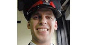 Const. John Zivcic dies in hospital after weekend car crash on duty