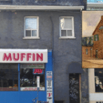 Mystic Muffin's home was home to our first Catholic priest