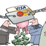 Phantom money: Bankers are riding the credit card gravy train