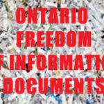 Ontario transparency bill wins minor praise from CTF