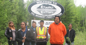 Grassy Narrows youth group against logging plan, promises resistance