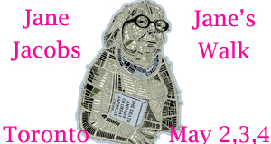 Know your neighbourhood? Why not lead a Jane's Walk?
