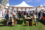 The Leslieville Flea returns to Harbourfront Centre