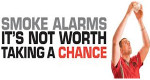 Working smoke alarms save lives: Test yours monthly