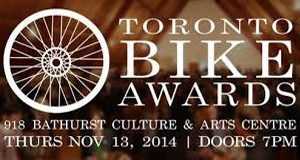 Our bike-friendly businesses at the Toronto Bike Awards