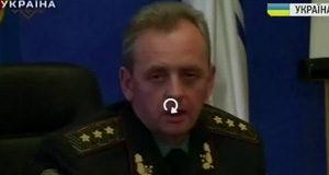 Ukrainian general says Russian regulars not fighting there