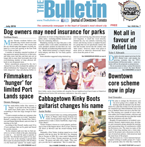This Month's Print Edition