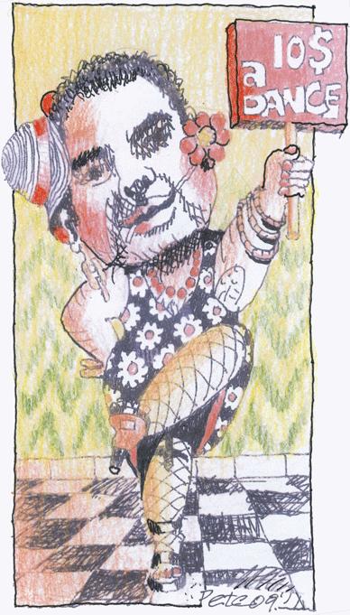 Mammo the Clown Mammoliti