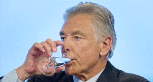 Pay or die of thirst!Nestlé Ceo Peter Brabeck