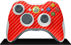 Controller skins for PlayStation 4s and XBox 360