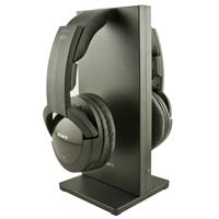sony wireless stereo headphones front