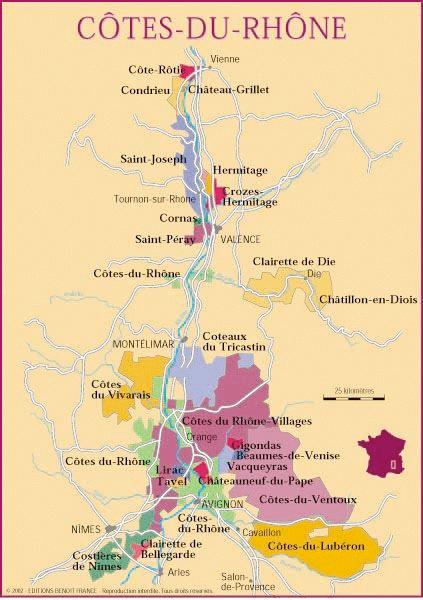 Rhone-Valley