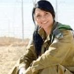 Michelle Moshelian Israel resident, American expat