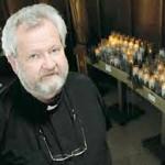 St. Paul's pastor, Fr. Frank McDevitt.