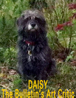 Daisy-The-Bulletin's-Art-Critic