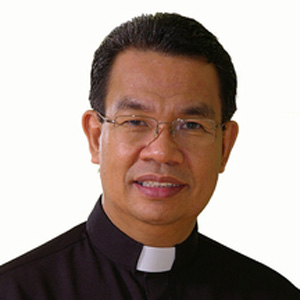 Bishop Efraim (Ef) Tendero