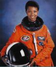 Astronaut Mae Jemison.