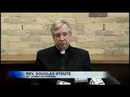Dean Douglas A. Stoute will retire from St. ames' Cathedral later this year.