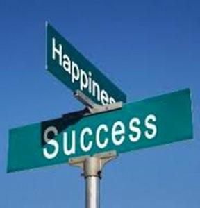 Happiness-Success