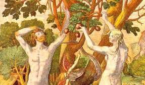 Adam&Eve&appletree