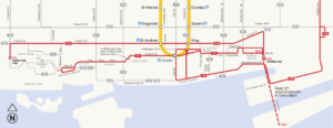 TTC_new_service_map