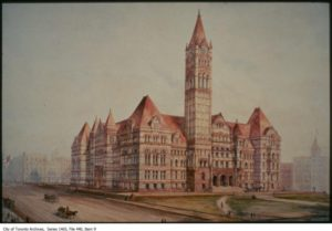 Old City Hall. Courtesy of Heritage Toronto.
