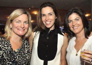 Minnow Hamilton, Victoria McCowan and Pauline Ferguson.