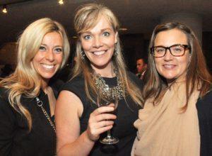 Dana Florence, Meghan Hull-Jacquin and Amanda Jodoin.