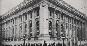 The Bank of Toronto.