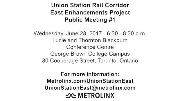 Metrolinx Consultation June 28