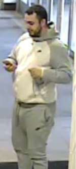 Man wanted in Robbery and Assault with a Weapon,